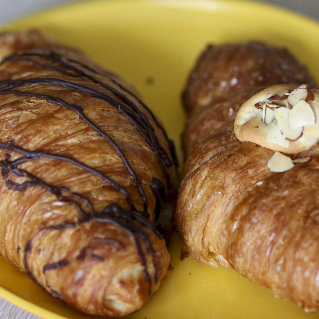 Yum, Chocolate! Gluten-Free Chocolate Croissants - Gluten Free Bread - version 2