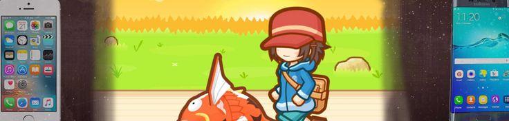 For on the Road: Magikarp Jump    Nintendo heeft mobile gaming omarmt en dat is te zien aan alle games die ze laatste tijd voor mobiele platformen uitbrengen. Hun nieuwste telg is Magikarp Jump en alweer de derde Pokémon game op de mobiele markt. Iets anders dan de vorige aangezien deze game zich focust op niemands favoriete Pokémon: Magikarp.   https://www.gamedomein.net/for-on-the-road-magikarp-jump/