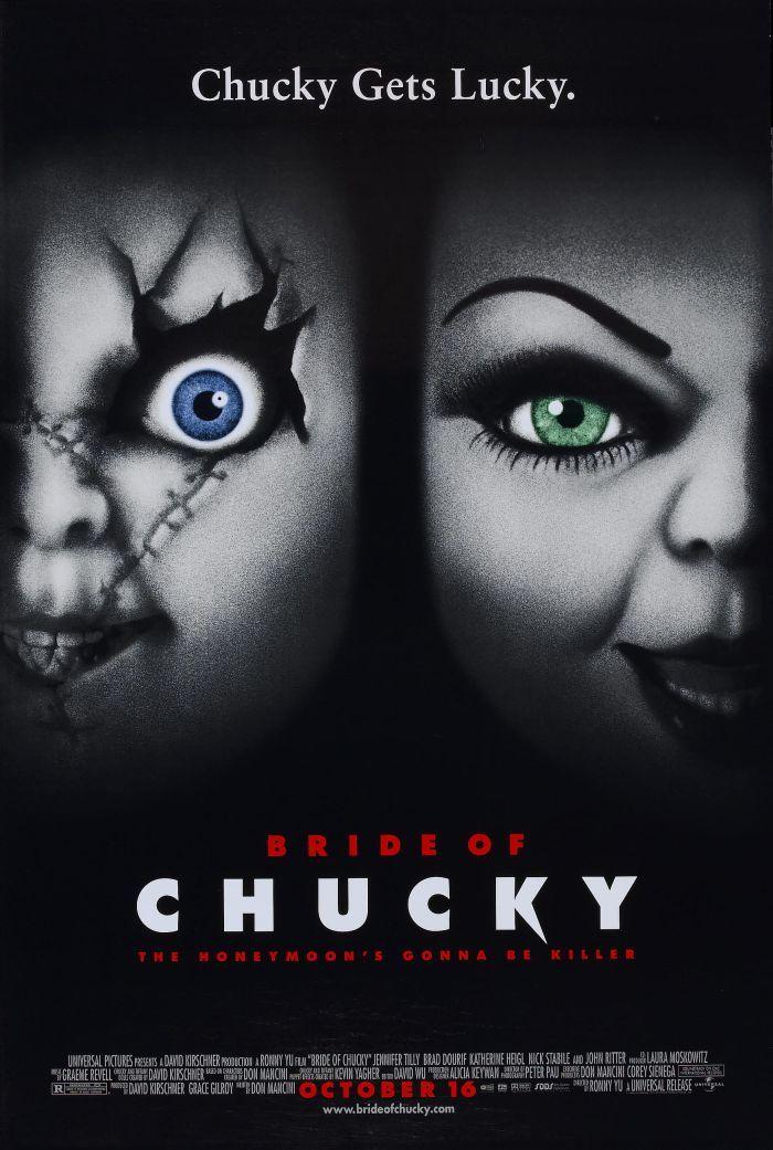 Bride of Chucky / Chucky und seine Braut (1998)