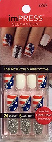 **NEW** 2X LONGER LASTING NAILS NO GLUE NEEDED SAFE ON YOUR NATURAL NAILS