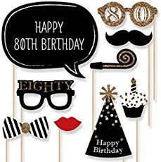Here you will find 80th birthday party suggestions to help create a party that exceeds your expectations.