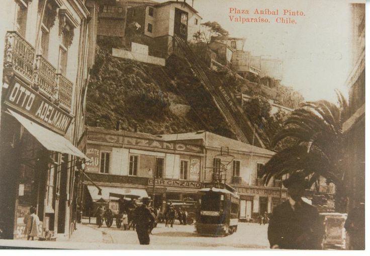 Plaza Aníbal Pinto, Valparaíso