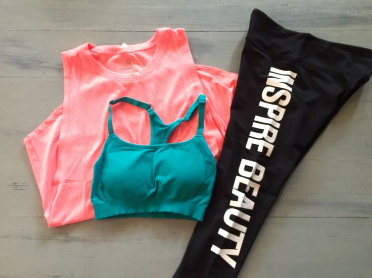 This makes me want to work-out! www.thetickledpinkboutique.com