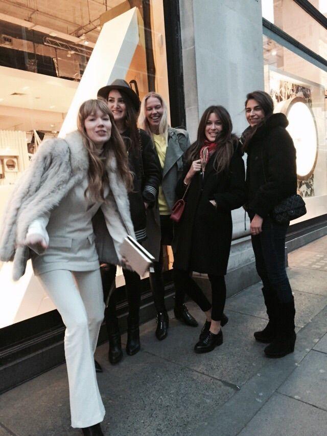 london, selfridges, girls, friends, froyo, chanel, girls, time