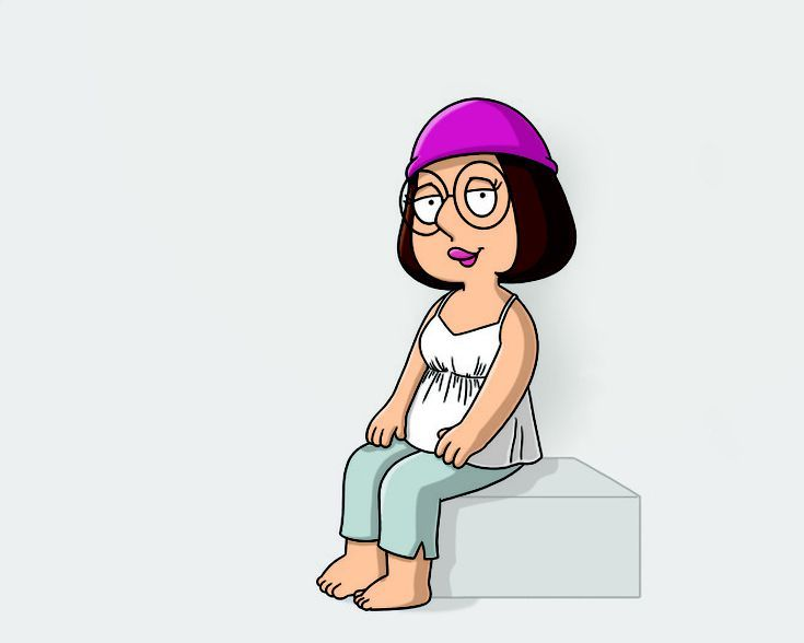'Family Guy' Pictures - Characters: Meg Griffin