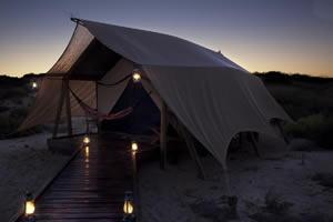 Sal Salis Ningaloo Reef. Lodge & Safari Camp de lujo en Australia