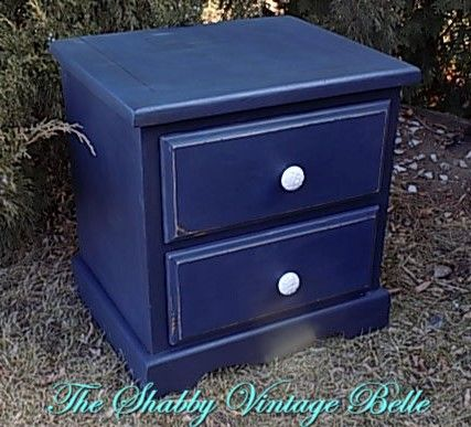 """FAT paint """"Amanda Forrest Collection"""" Navy State of Mind"""