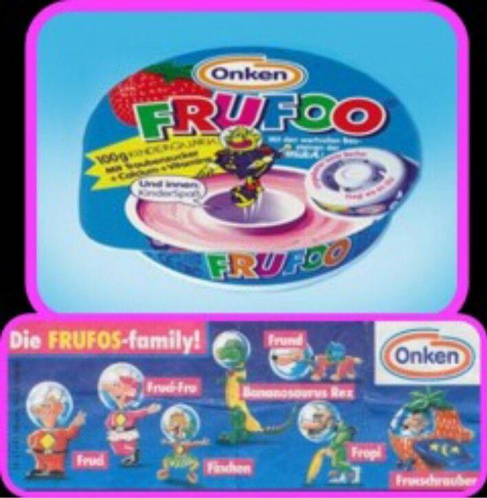 Joghurt plus Spielzeug - lecker und innovativ - natürlich nicht mehr existent...