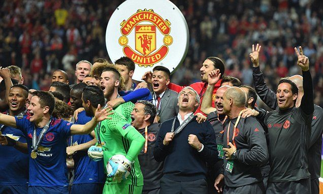 Forbes 'The Business Of Soccer' World's Most Valuable Teams '15-'16 1 - Manchester United £2.86bn