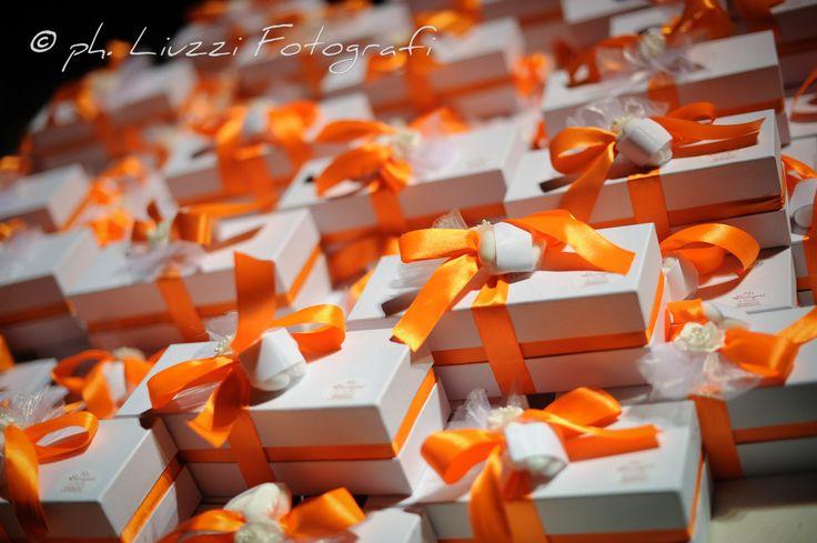 Wedding favors by SposiamoVi Puglia