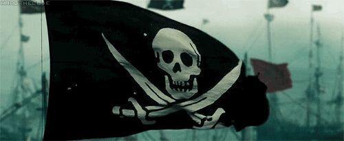 Drapeau Pirates <3 ****