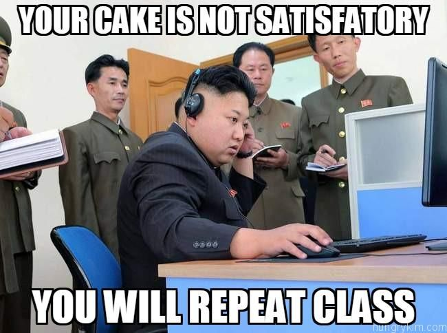 Another great business has been started in Korea. Kim Jong-Un has put up a website where he can tutor cooks all around the country. In his first teaching session, Kim explained how to tenderize giraffe meat, and what shape is best for making a cake. Unfortunately, once word got out, millions from around the world …