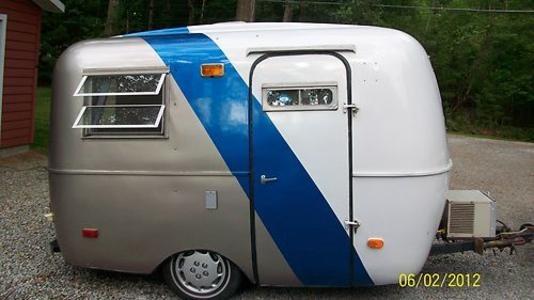 1977 Scamp Camper