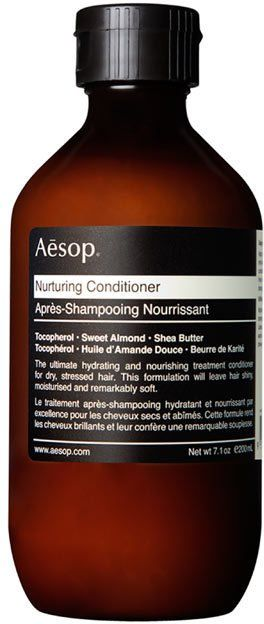 25 Reasons to Bid Farewell to Your Shampoo Aesop Nurturing Conditioner Aesop Nurturing Conditioner (£17)