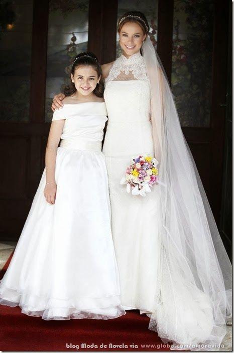 moda da novela amor à vida - vestido de noiva da paloma capítulo 25 de setembro de 2013 b