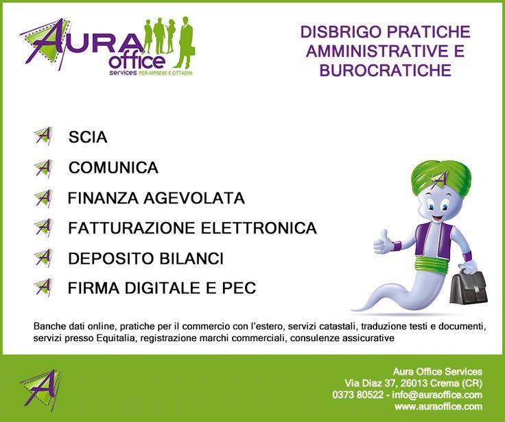 Servizi Aura Office