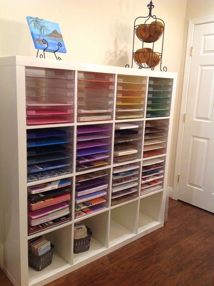 16 Best 12x12 Paper Storage Images On Pinterest Craft