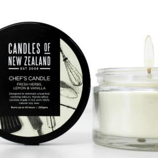 Chef's Candle