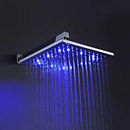 Sprinkle® Duş Muslukları  ,  Çağdaş  with  Krom Tekli Tutacak Tek Delik  ,  özellik  for LED