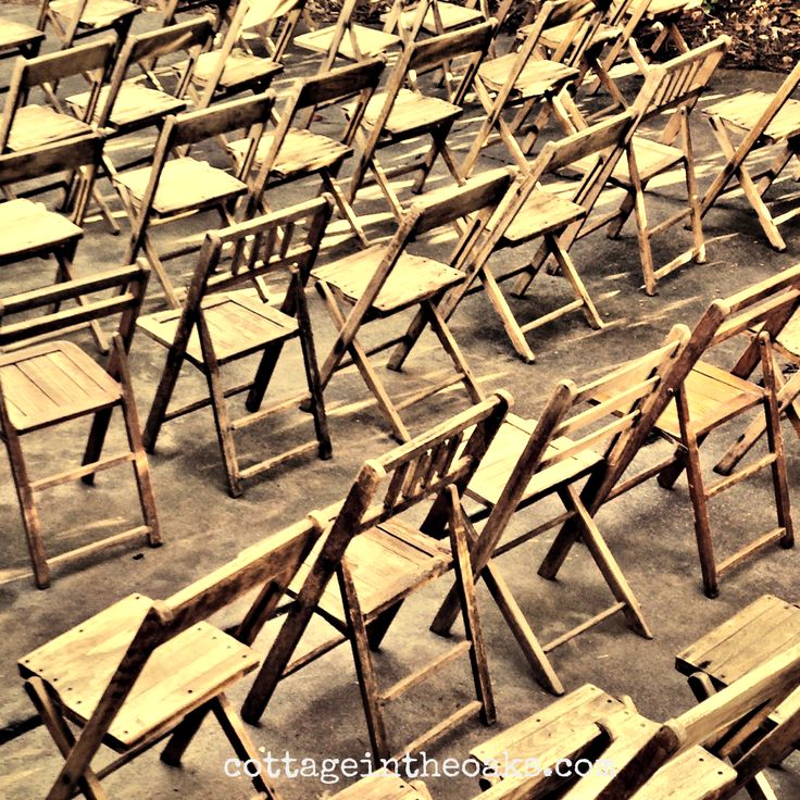 Vintage Wooden Folding Chairs - 18 Best Vintage Wood Folding Chairs ♥ Images On Pinterest Vintage