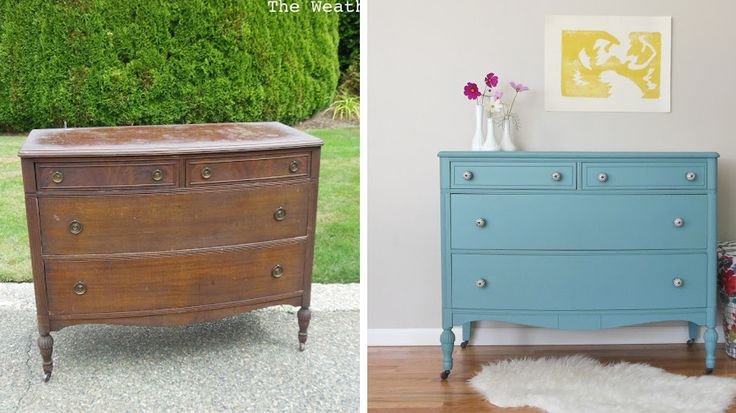 Une commode actuelle chambre pinterest relooker for Deco commode chambre