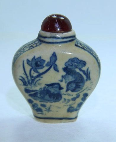 Porcelain Snuff Bottle