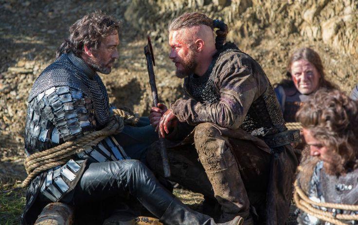 'Vikings' Season 4B Spoilers: Ragnar's Death Imminent? Lagertha Lives! - http://www.hofmag.com/vikings-season-4b-spoilers-ragnars-death-imminent-lagertha-lives/170420