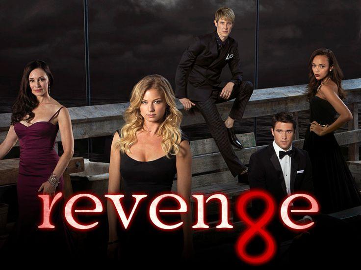 revenge tv show | Série Revenge, Avenida Brasil e a importância dos verdadeiros ...