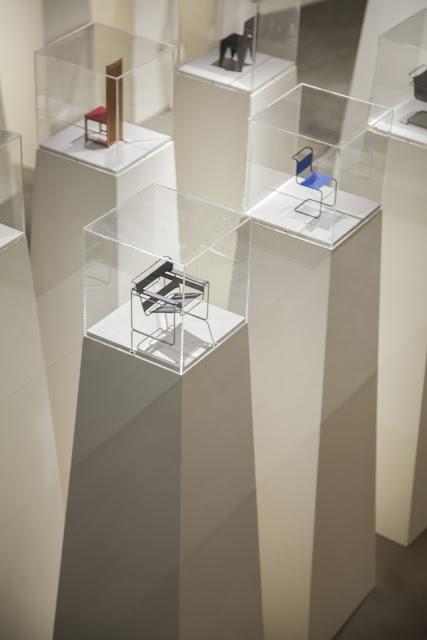 #Vitra #Miniature #Chairs from 1800-1990 @AlaanArtSpace #Riyadh | Oasis Unedited