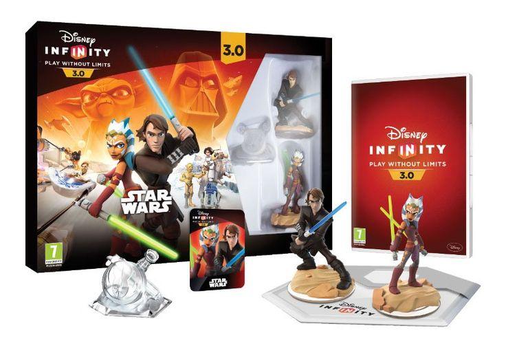 Presentato il Play Set Star Wars Rise Against the Empire di Disney Infinity 3.0