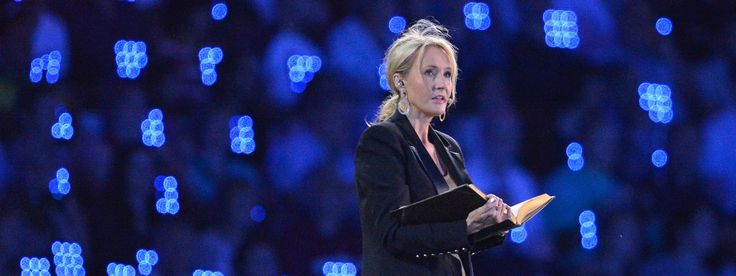 """JK Rowling reads from J.M. Barrie's """"Peter and Wendy"""" at the 2012 London Olympics"""
