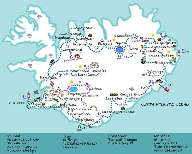 KuKu Camper vans - taking a trip to Iceland soon!