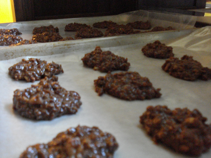 Easy oatmeal fudge cookies: in large saucepan combine 1 stick unsalted ...
