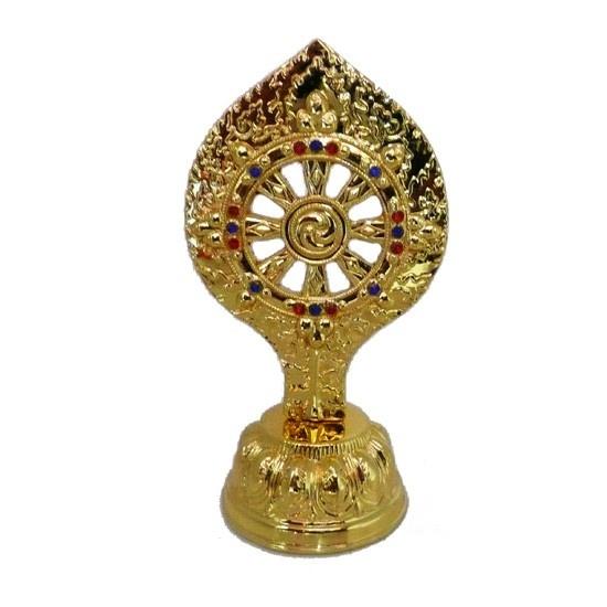Rueda del Dharma.