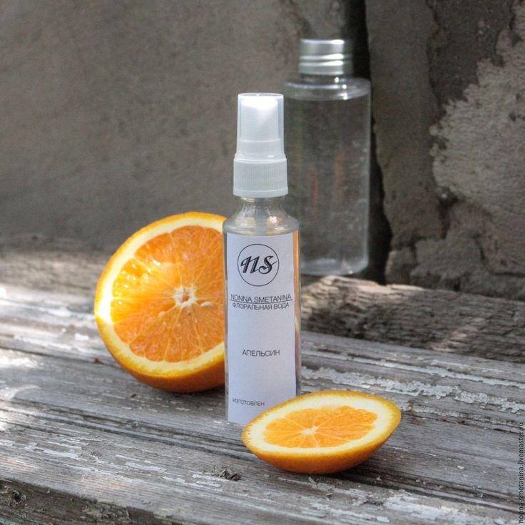 """Купить Тоник для лица """"Апельсиновая вода"""", для сухой кожи - тоник для лица, тоник для сухой кожи"""