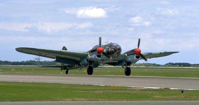 Heinkel He 111 Bomber 36 best images about H...