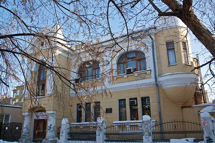 Старая Самара. Улица Чапаевская