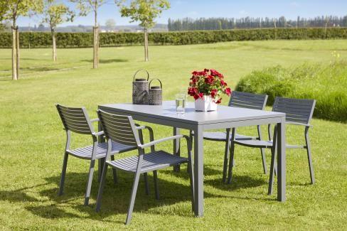 Riano tafel - Overstock Garden Tuinmeubelen