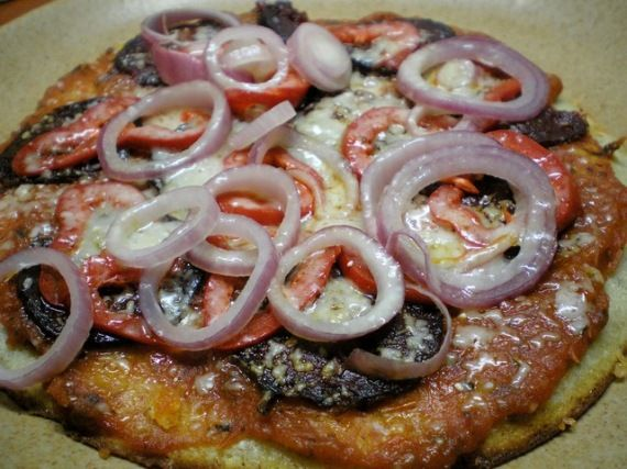 Pizza serpenyőben sütve - hetszinvilag.lapunk.hu