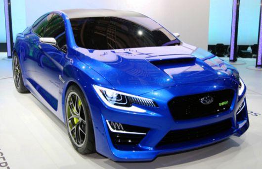 2015 Subaru WRX front look mustseecar 2015 Subaru WRX Specs