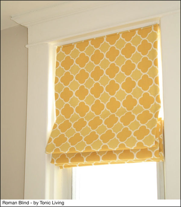 1000 Images About Roman Blinds By Tonic Living On