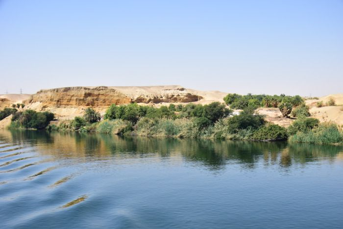 "Cruising Down the Nile River, Egypt – ""Poeticle"" 