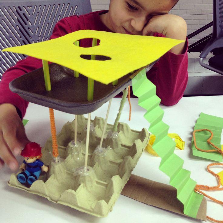 Chiquitectos: cuando niños y niñas experimentan con la arquitectura