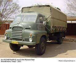 Bedford 3 ton truck.
