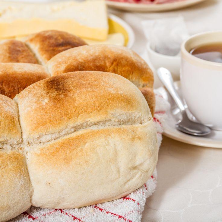 Tus marraquetas HOME BAKERY de BredenMaster no pueden faltar a la hora del té.