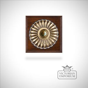 Decorative Fluted Victorian Light Switches