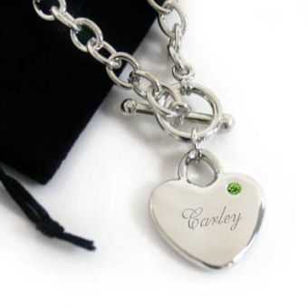 #Birthstone Bracelet - #August