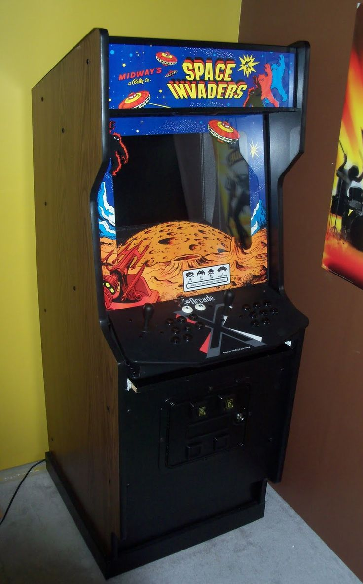 Arcade Cabinet Mame Conversion  Cabinets Matttroy