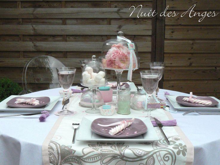Les 41 meilleures images propos de mariage th me for Table theme gourmandise