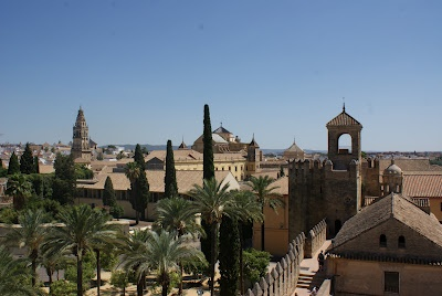 View from the Alcazar